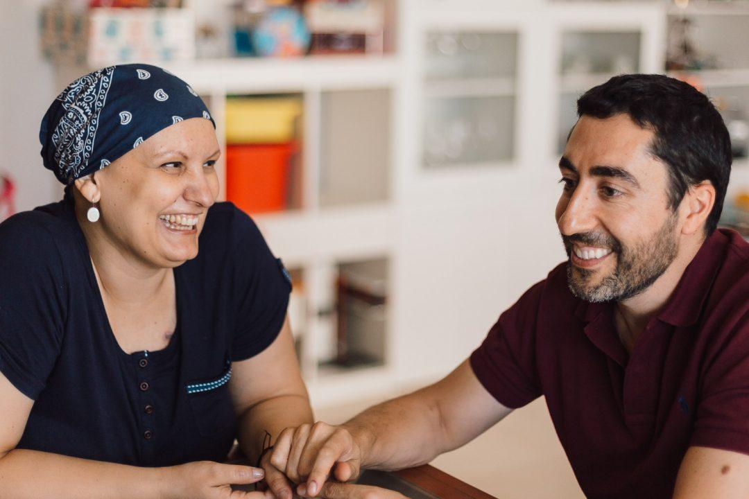 retrato, cáncer, superación, historias que importan