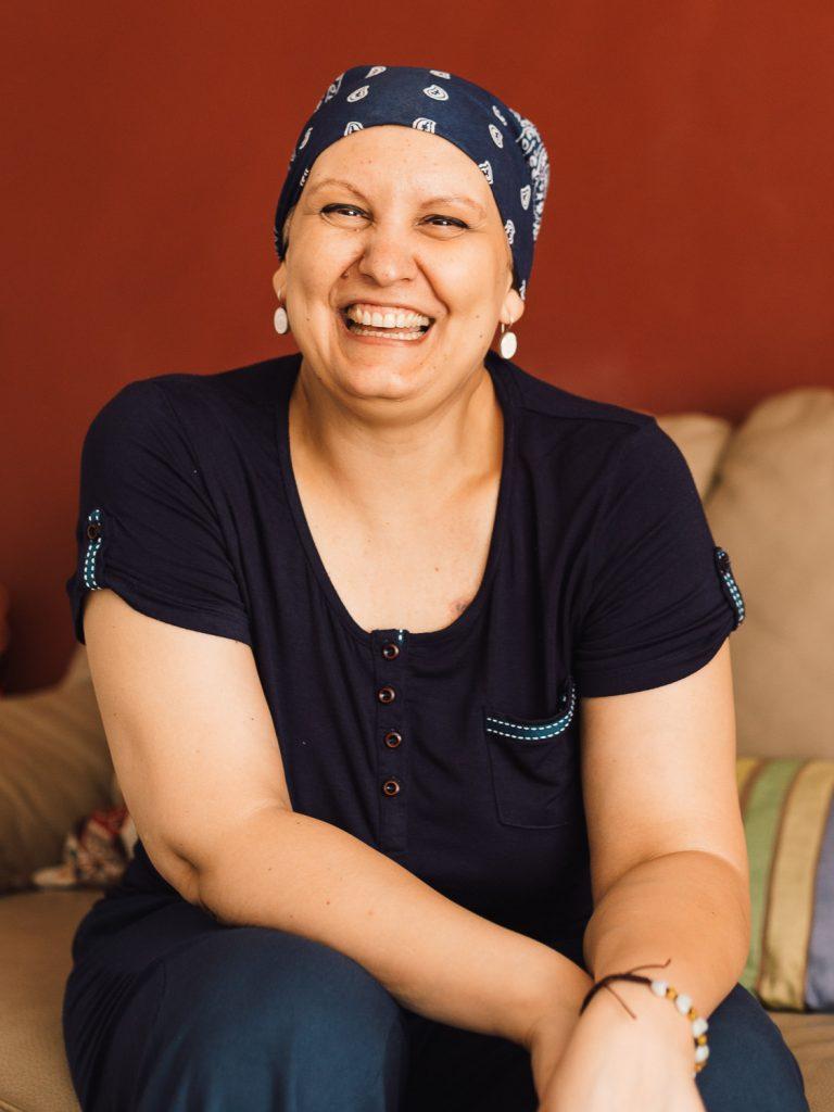 cáncer, superación, historias que importan, retrato