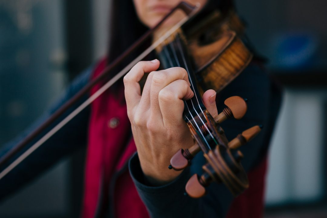 música, vida, historias que importan, violín