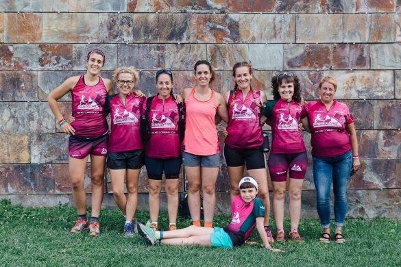 mujeres, deporte, running